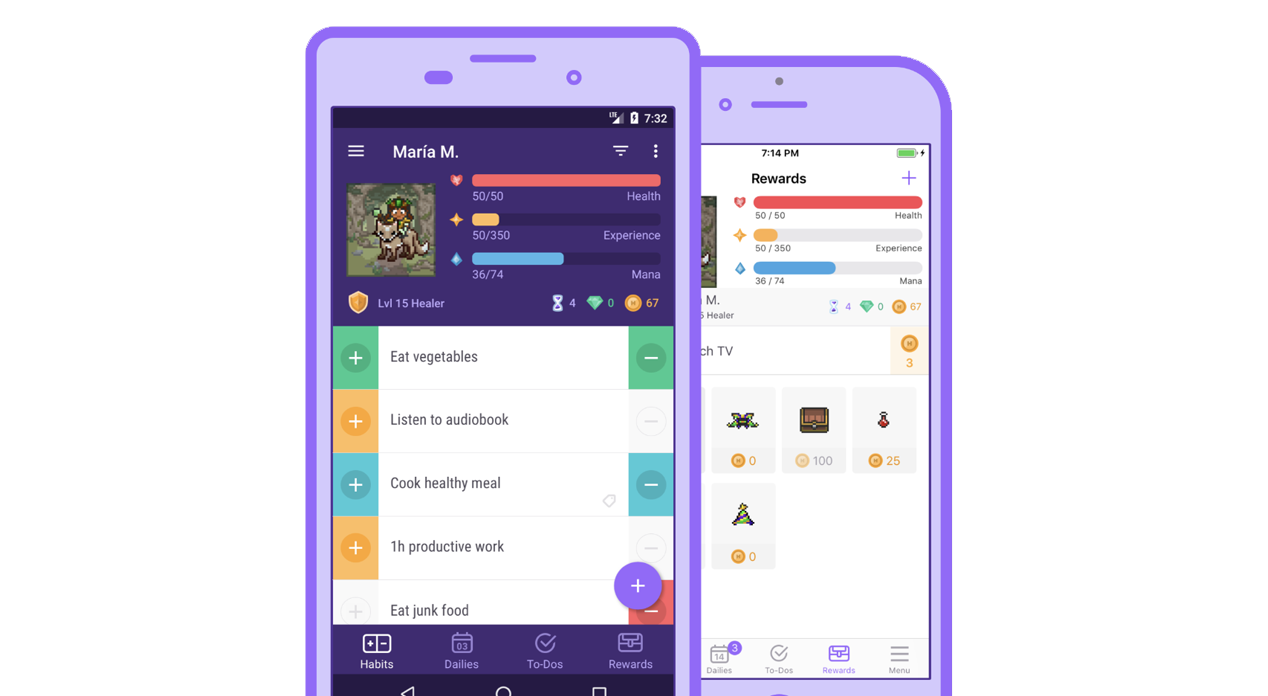 Habitica: An Organizational Tool for Retro Gamers | CRM org